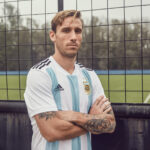 Behind the scenes at Adidas' World Cup kits photoshoot