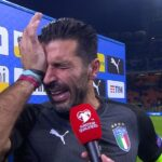 Sweden crush Gigi Buffon and Eurosport desk after beating Italy to World Cup qualification