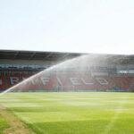 Football's war on urination