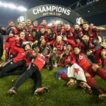 Jozy Altidore and Michael Bradley become Canadian heroes