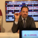 """Reggiana owner Mike Piazza holds press conference to announce that he is """"fricken pissed off"""""""