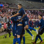 USA vs Peru: In Pictures