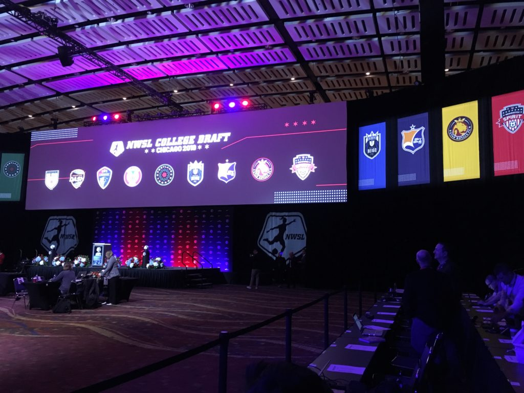 Dispatches From The United Soccer Coaches Convention: Day 2