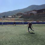 A Beggar For Good Soccer: The First Steps