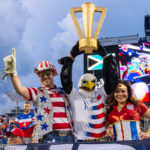 USA vs Jamaica: In Pictures